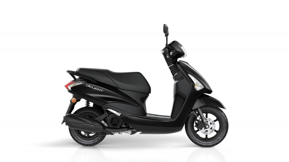 Yamaha D´elight 125