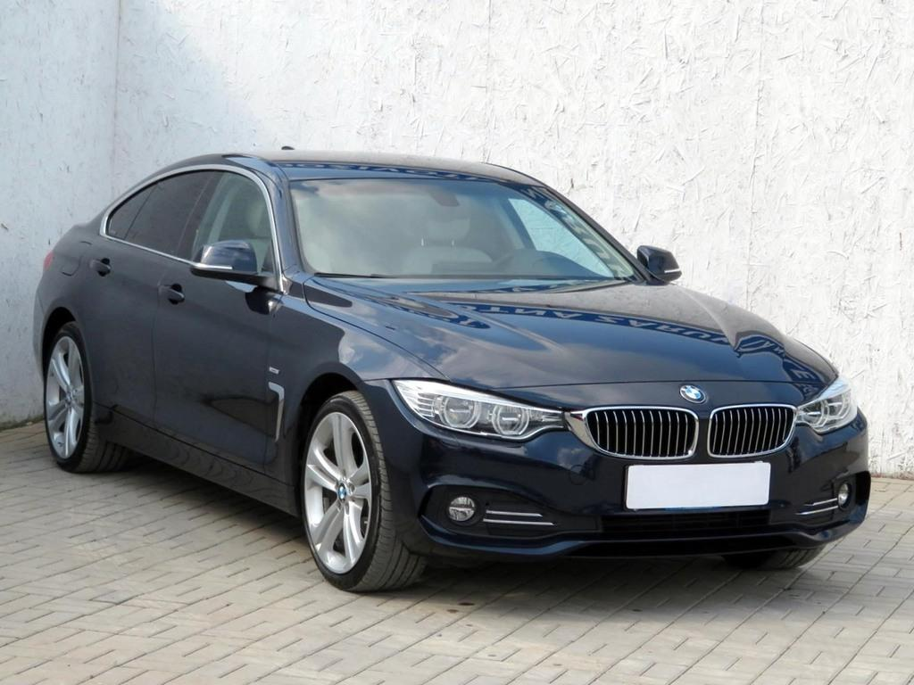 BMW 4 Gran Coupe  420d xDrive