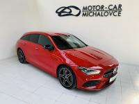 MERCEDES-BENZ CLA 200d Shooting Brake