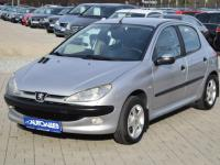 Peugeot 206 2,0 HDi  66 kW