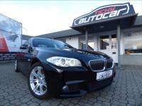 BMW Řada 5 3, 0 3.0xDrive, M-paket, model 2012, Head-up,