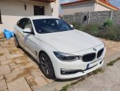 BMW Rad 3 GT 320d xDrive  Advantage A/T, 140kW, A8, 5d.