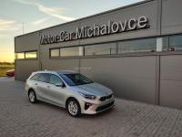 KIA CEED SW 1,4 T-GDi SILVER Pack