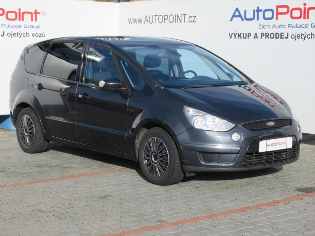 Ford S-MAX 2, 0 TDCi Convers+