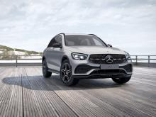 MERCEDES-BENZ GLC 300 de 4MATIC