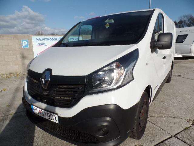 Renault Trafic Furgon Energy dCi 120 S&S L1H1P1 Cool