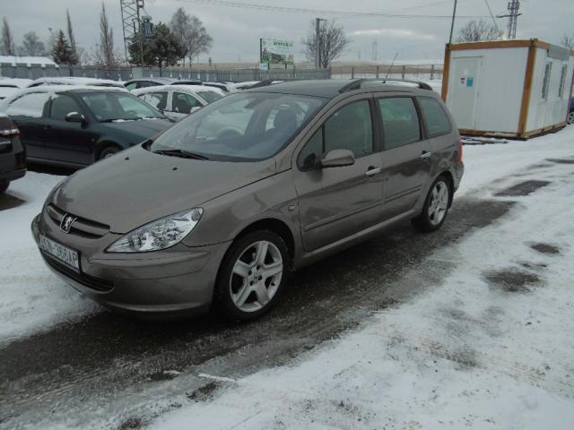 Peugeot 307 SW 2.0 HDi Pack, 80kW, M5, 5d.