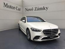 MERCEDES-BENZ S 400 d 4MATIC Sedan long