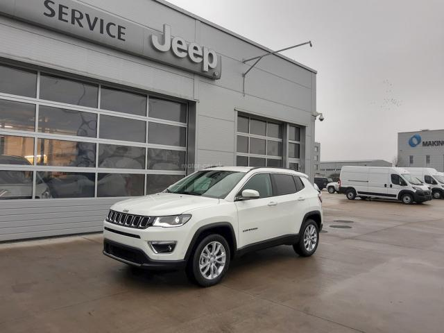 JEEP COMPASS 1.3 Turbo LIMITED MT6