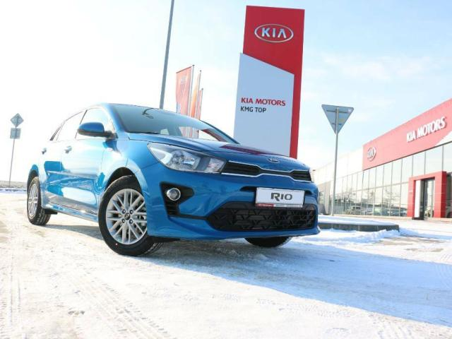 Kia Rio 1,0 T-GDi AT EXTRA + Comfort pack MY21