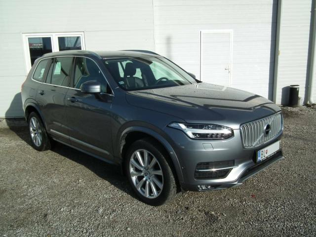 Volvo XC90 XC 90 D5 235k Drive-E Inscription 7m AWD A/T