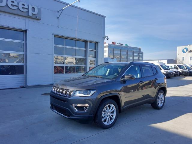 JEEP COMPASS 1.3 Turbo LIMITED AT6