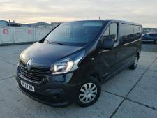 Renault Trafic Bus 1,6dci / 92 KW