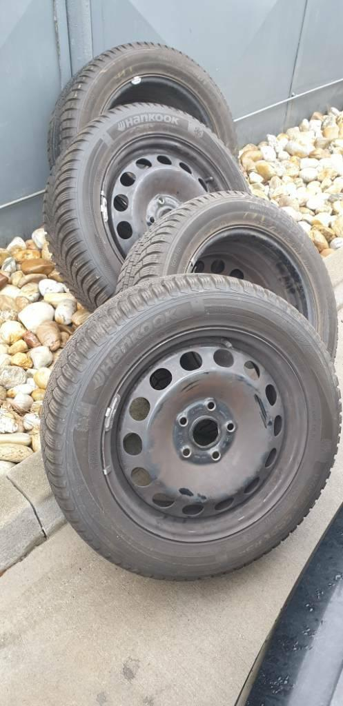 Continental VW Group zimne 205/55 R16 91H 2017