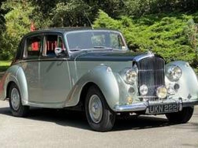 Bentley 1955  R Type Automatic Sports