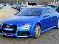 Audi RS7 4,0 TFSi Bi-Turbo QUATRRO  412 kW Audi Exclusive