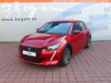 Peugeot 208 ALLURE Electric 136k 50 kWh