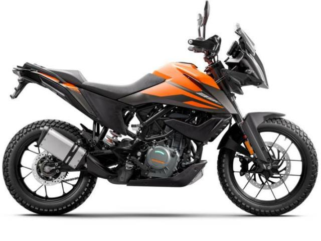 KTM Adventure 390  2021 ORANGE Nová