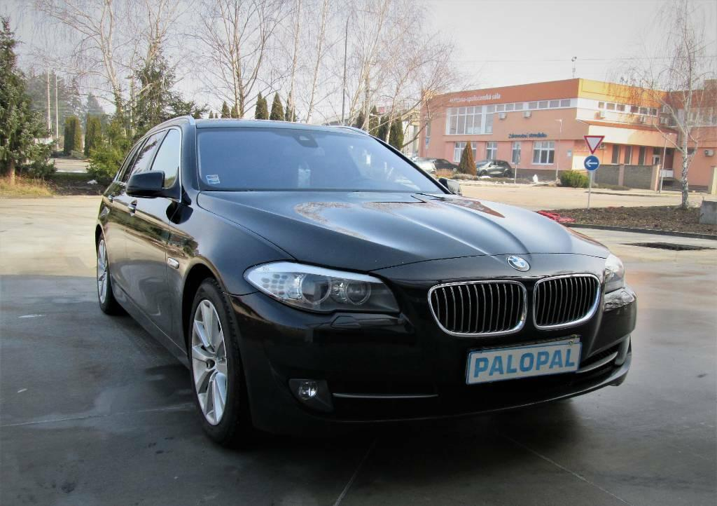 BMW Rad 5 Touring 535d xDrive