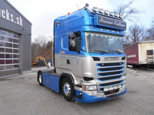 Scania R450 TOPLINER SHOW TRUCK FULL AIR TOP TO