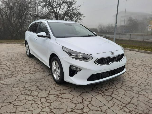 KIA CEED SW 1,5 T-GDi A7 DCT GOLD+ LED +NAVI PACK117,5kW/160k