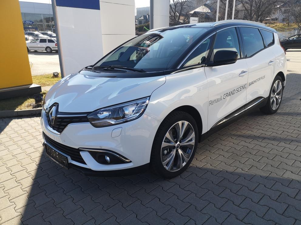 Renault Grand Scénic TCe 140 GPF Intens 7miestne