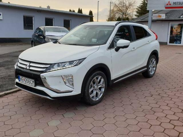 Mitsubishi Eclipse Cross 1.5T Mivec Intense 4WD 8AT CVT MY20