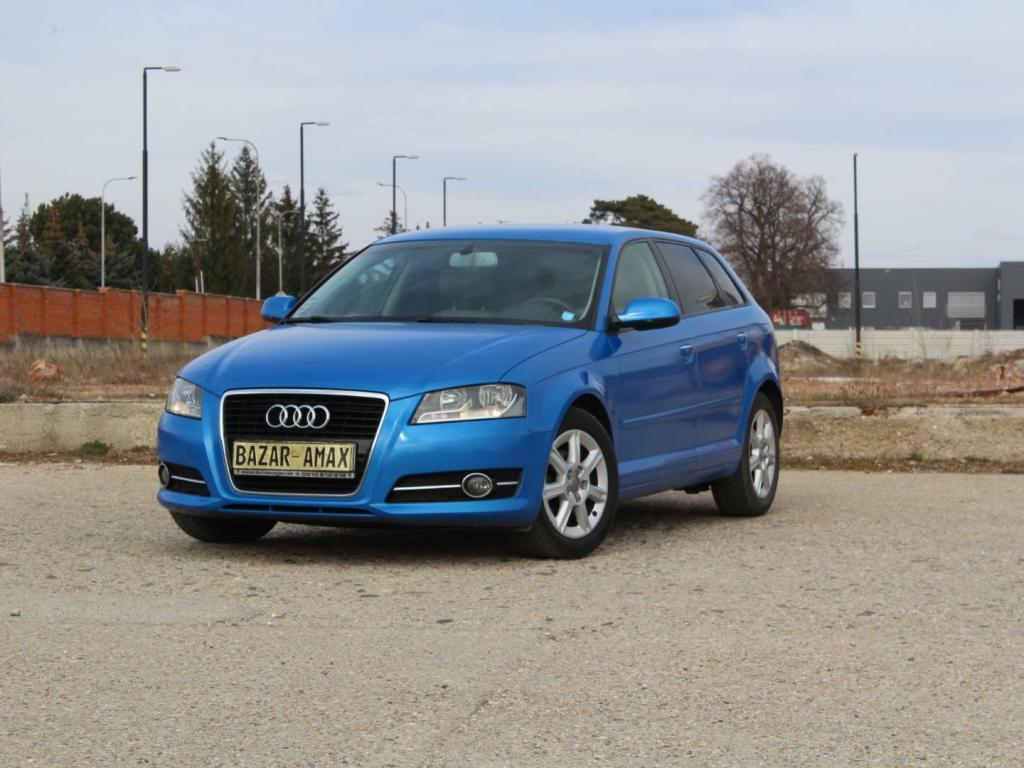 Audi A3 Sportback 1.6 TDI 105k DPF Young Edition Ambiente S tronic