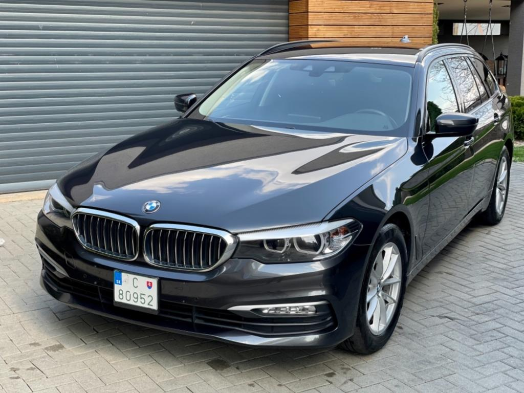 BMW Rad 5 Touring 520d A/T