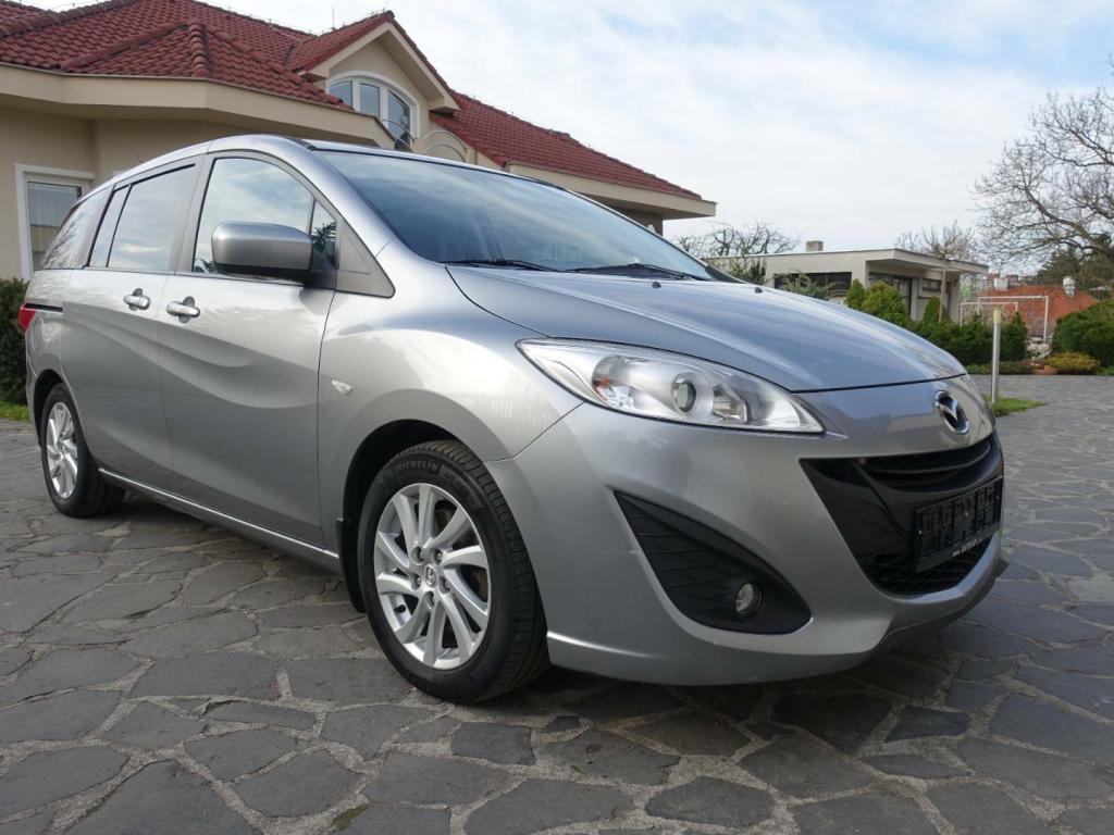 Mazda 5 1.6 MZ-CD TX Plus