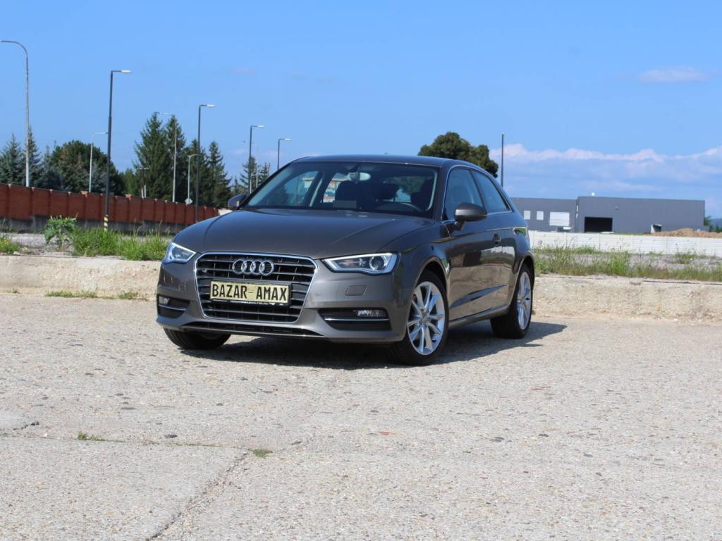 Audi A3 1.4 TFSI 122k Attraction Style