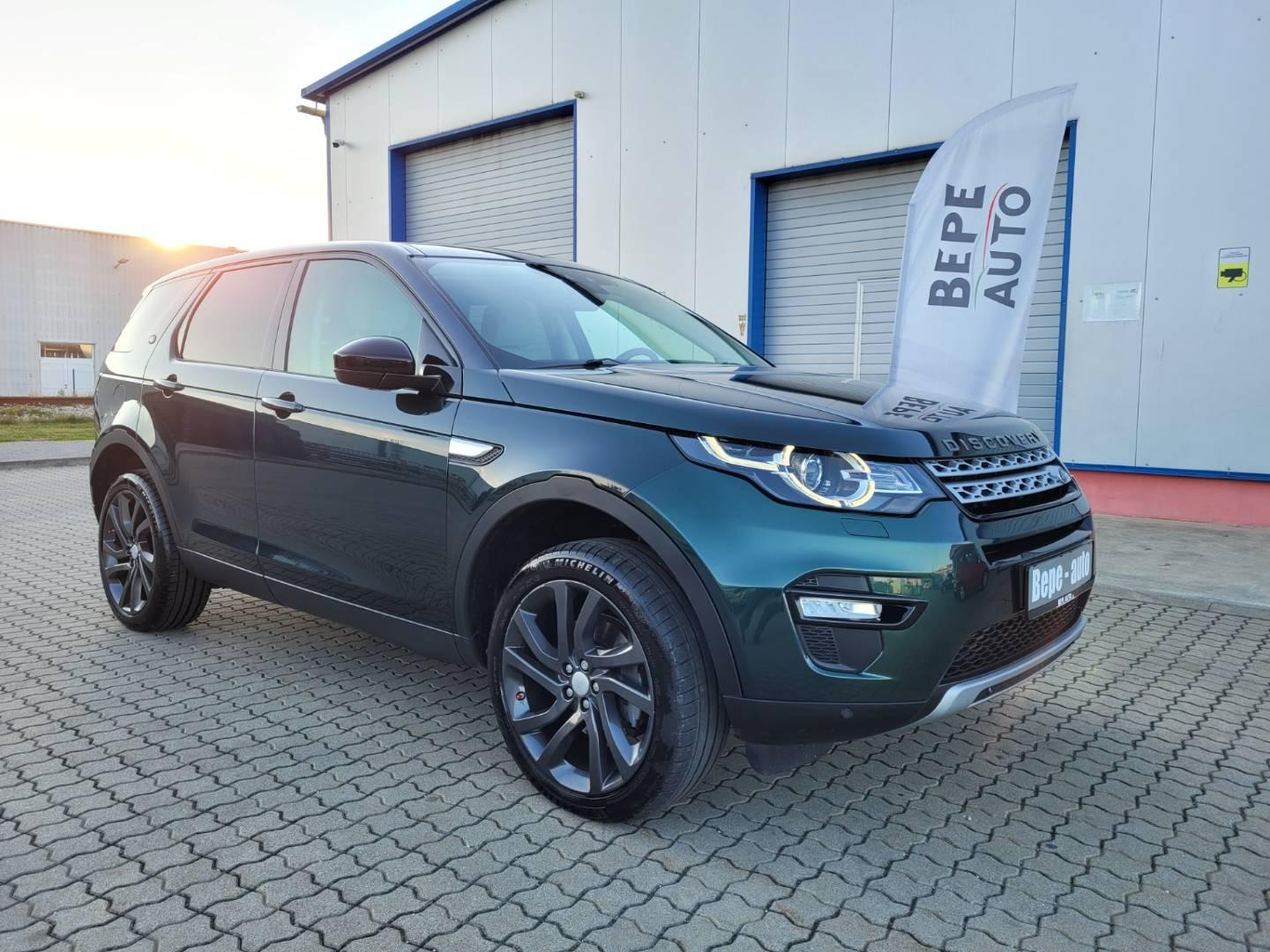 Land Rover Discovery Sport 2.2L SD4 HSE A/T