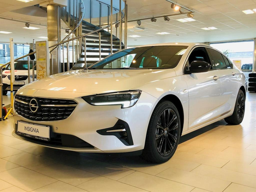 OPEL Insignia Ultimate GS 2.0 Turbo 147kW AT9