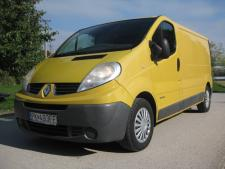 Renault Trafic 2,5dci 107kW, M6