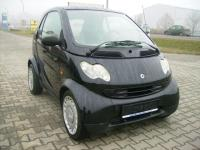 Smart Fortwo 0,6 Turbo ABS, klima
