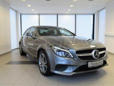 MERCEDES BENZ CLS 250 D 4MATIC KUPE