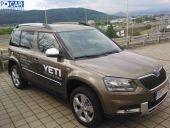 Škoda Yeti Outdoor Joy 4x4 2,0 TDI, 81 kW, M6