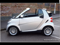 Smart fortwo cabrio    passion, 52kW, A5, 2d.