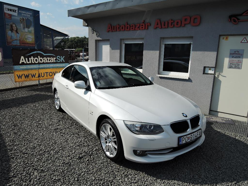 BMW Rad 3 Coupé 320d xDrive
