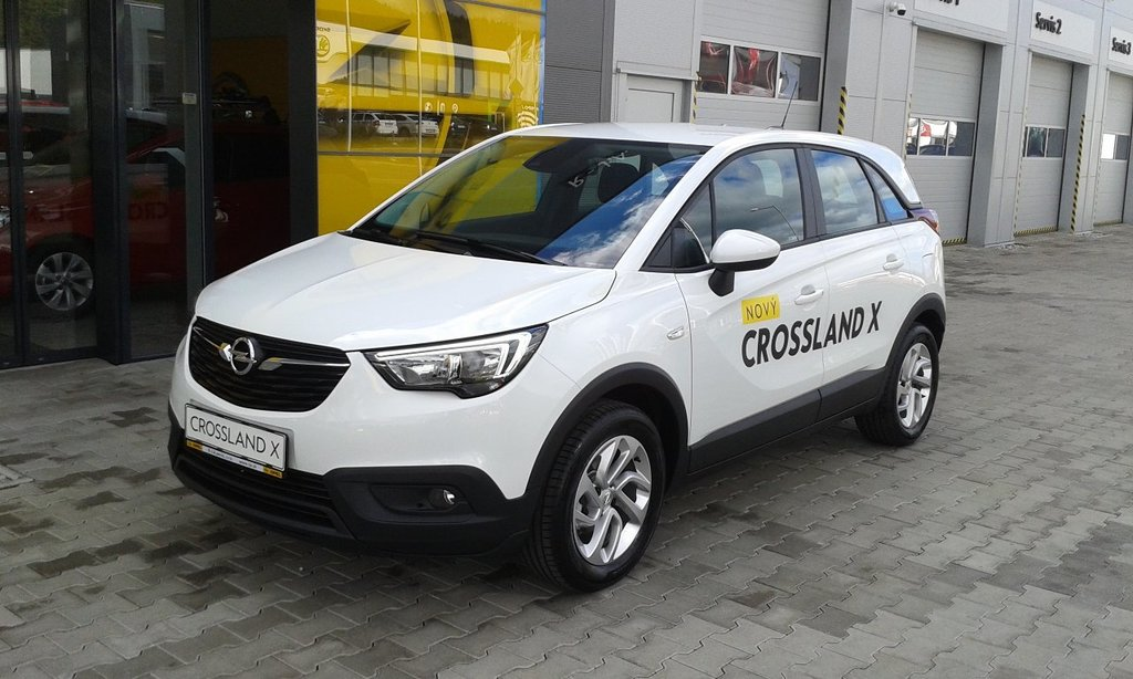 opel crossland x enjoy autovia sk. Black Bedroom Furniture Sets. Home Design Ideas