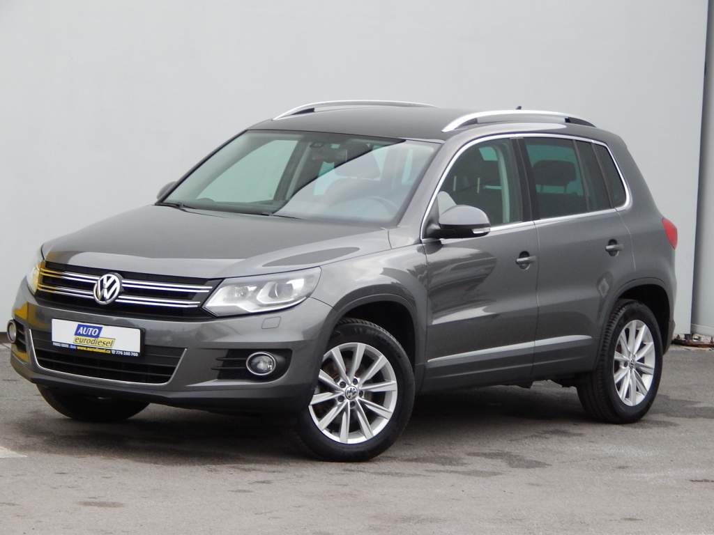 volkswagen tiguan bluemotion sport style bi xenon 4x4 2 0 tdi autovia sk. Black Bedroom Furniture Sets. Home Design Ideas