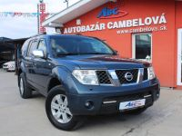 Nissan Pathfinder 2,5DCi,4x4,AT5, 7 miest,128KW