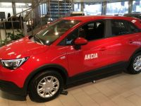 OPEL CROSSLAND X 5-DV ENJOY B 1.2 XE 60 KW / 81 HP MT5