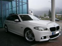 BMW Rad 5 Touring 525 D F11 - M-SPORTPACKET - PANORAMA - LCI - 160KW
