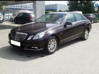 MERCEDES BENZ E 220 CDI BLUEEFFICIENCYOM 651