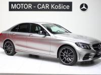 MERCEDES BENZ C 220 D 4MATIC SEDAN