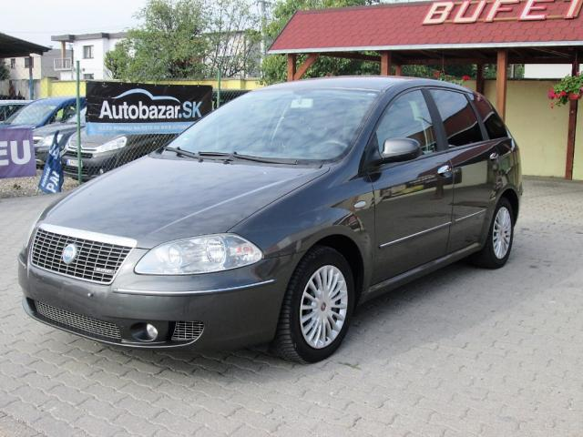 Fiat Croma 1.9 16V MultiJet Emotion, 110kW, M6, 5d.