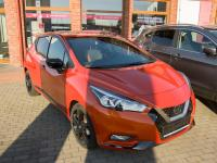 Nissan Micra 0.9 I Turbo N-Connecta, 66kW, M5, 5d.
