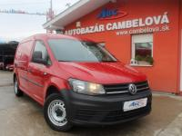 Volkswagen Caddy Maxi 2,0TDI Basis