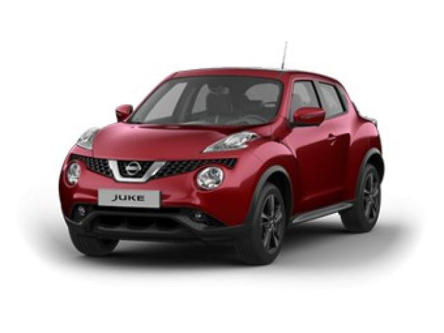 Nissan Juke 1.6 l 112 N-Connecta